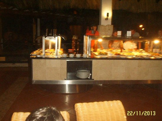 Be Live Collection Marien: buffet