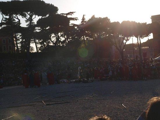 Circus Maximus: Gladiatorial fun
