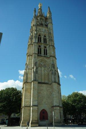 Tour Pey-Berland : 塔。