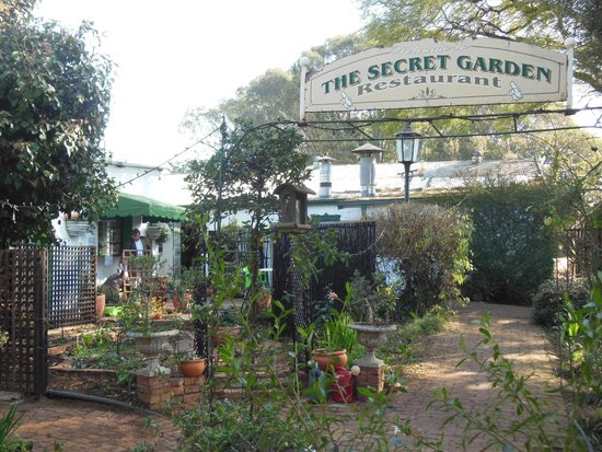 The Secret Garden: An open secret!