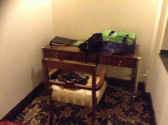 2 table in the deluxe room picture of aston tropicana hotel rh tripadvisor com