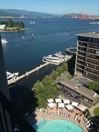 The Westin Bayshore, Vancouver: view