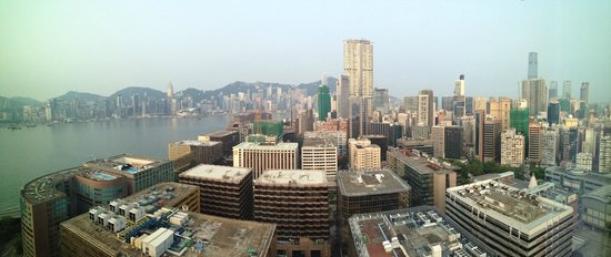 Hotel ICON : Вид с 23 этажа