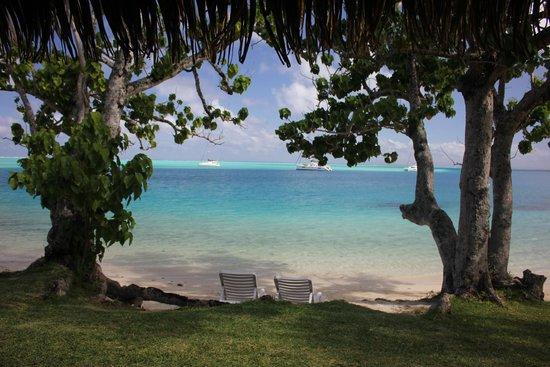 Relais Mahana : Ocean View