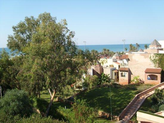 Paloma Grida Resort & Spa : Könnten wir von Balkon sooo schauen