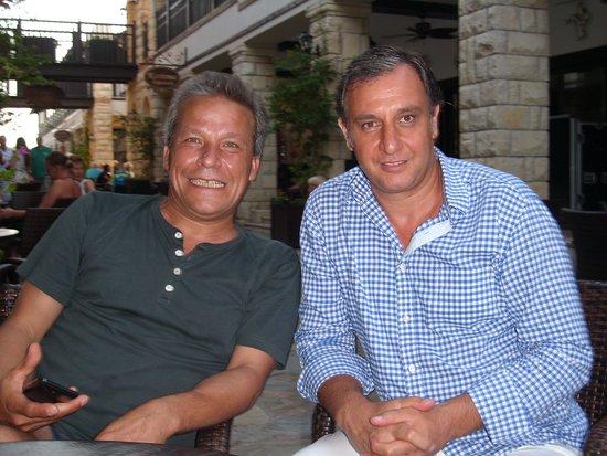 Paloma Grida Resort & Spa : Ayhan hatte zeit für uns