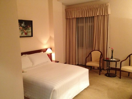 De Syloia Hotel: My Room, floor 3