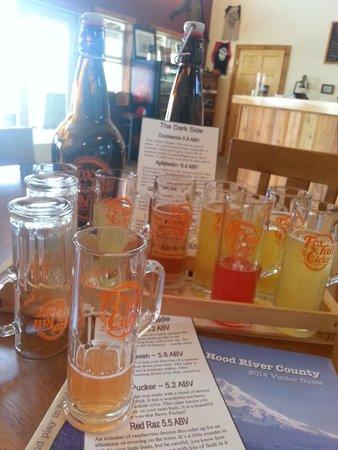 Fox-Tail Cider: 10-Cider Sampler