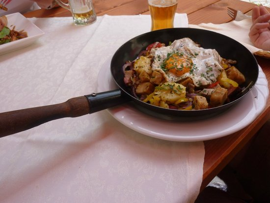 Krebsenkeller - Restaurant: .