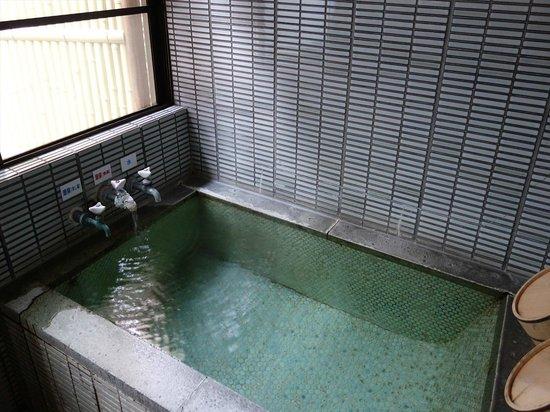Uenoya : 客室風呂