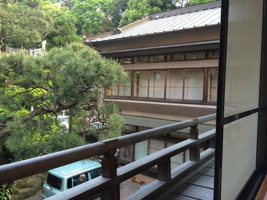 Uenoya : 部屋からの眺め