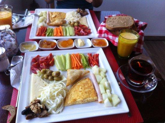 Mia Butique Hotel: Nice breakfast