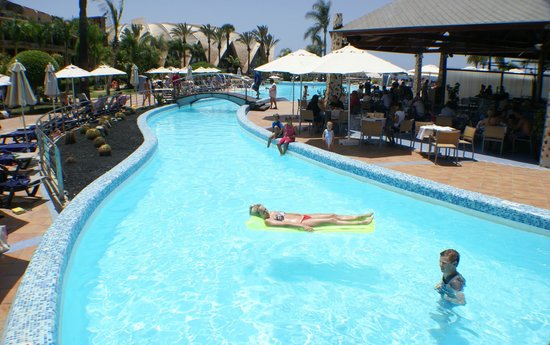 H10 Playa Meloneras Palace: Snack Bar at the pool
