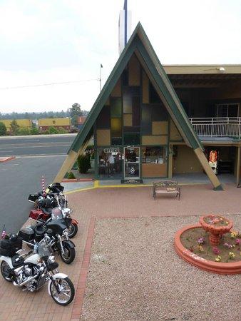 Americas Best Value Inn and Suites - Flagstaff : Direkt an der Route 66