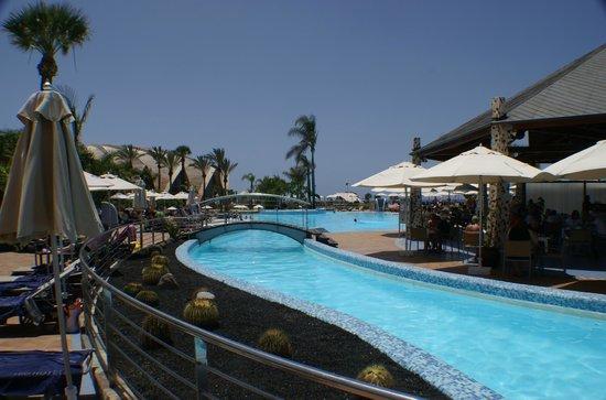 H10 Playa Meloneras Palace: The top pool