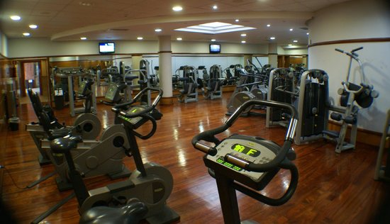 H10 Playa Meloneras Palace: More of the gym
