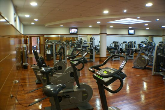H10 Playa Meloneras Palace: The Hotel Gym which is free to all guests