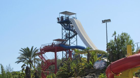 Aqualand Torremolinos: dont do it