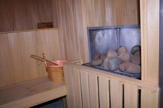 G Empire Hotel: Sauna