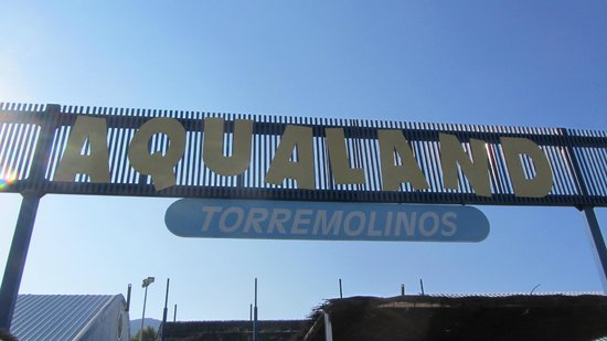 Aqualand Torremolinos: good times