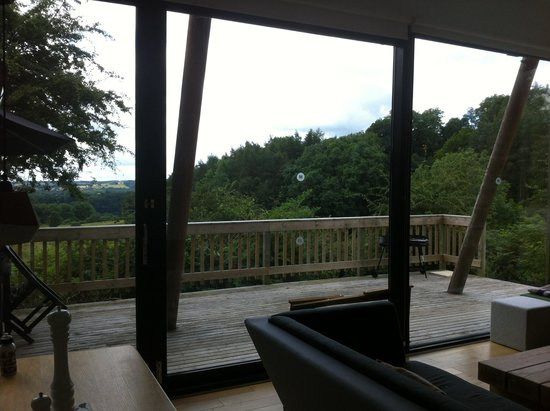 Natural Retreats Yorkshire Dales: Our view