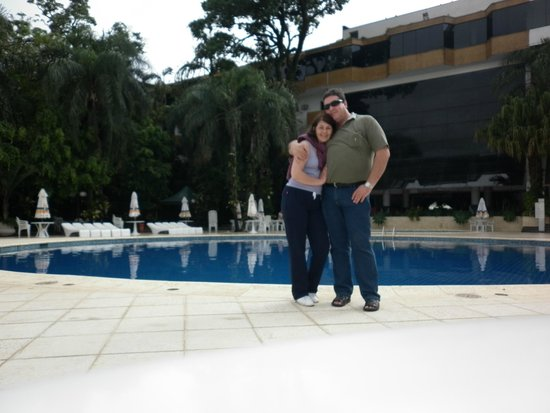 Rafain Palace Hotel & Convention: Pileta principal
