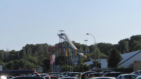 Aqualand Torremolinos: fun for everyone