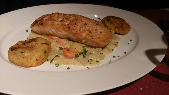 Gablerbrau: Salmon, salmon