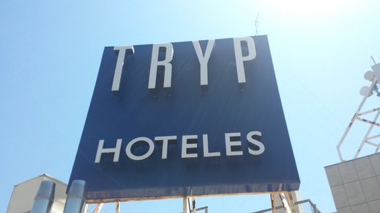 Tryp Valencia Oceanic Hotel: Tryp