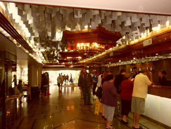 Rafain Palace Hotel & Convention: Hall