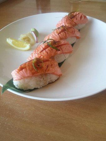 Banzai: Melting Salmon