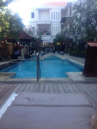 Baleka Resort Hotel & Spa: The pool