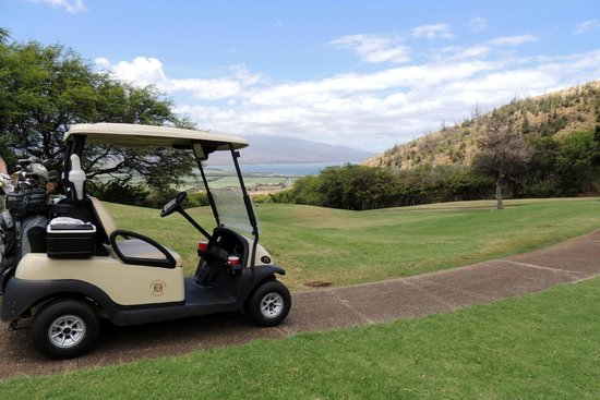 Kahili Golf Course: great views