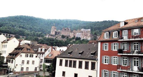 Heidelberg Castle Tour Times