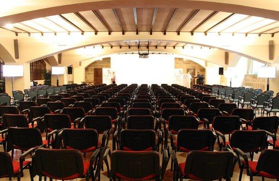 Baglio Conca d'Oro: Sala Cartiera (Meeting fino a 350 posti)
