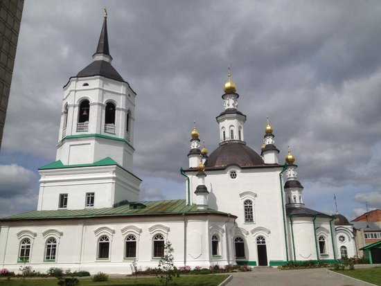 Aleksiyevskiy Monastery of the Mother of God