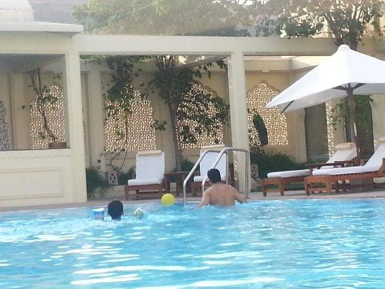 Trident, Jaipur : Pool area