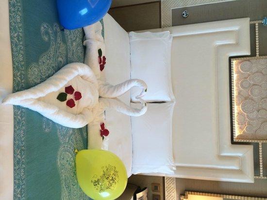 Waldorf Astoria Ras Al Khaimah: Bed
