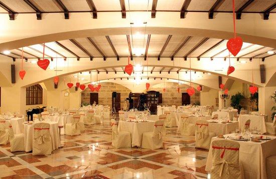 Baglio Conca d'Oro: Sala Cartiera (Banchetti fino a 350 persone)