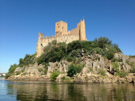 Castelo De Almourol Praia Do Ribatejo Atualizado 2020 O Que