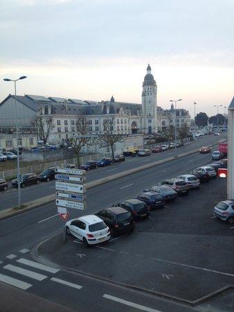 B&B Hotel La Rochelle Centre : Vue de notre chambre