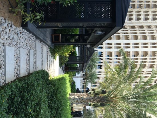 Waldorf Astoria Ras Al Khaimah: Cabanas in the pool area
