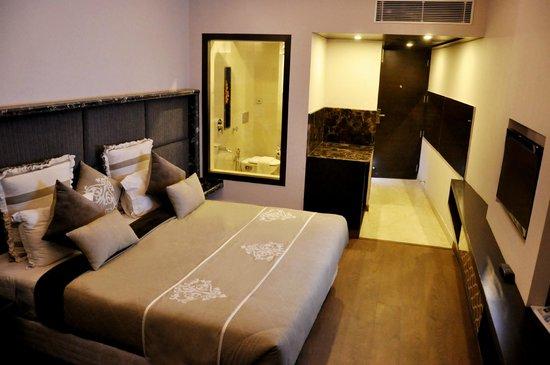 The Cedar Grand Hotel & Spa: Super Deluxe Room