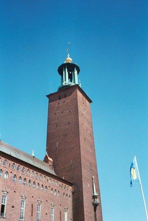 Ayuntamiento: City Hall Tower