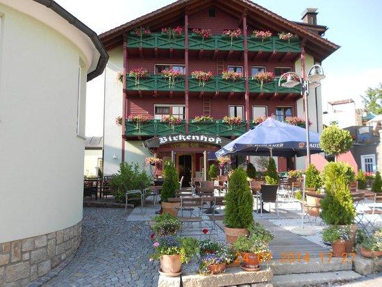 Spirit & Spa Hotel Birkenhof am Elfenhain: altes Haupthaus