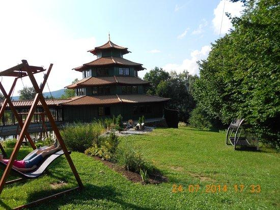 Spirit & Spa Hotel Birkenhof am Elfenhain (Ferienhotel Birkenhof KG): Wellnesstempel