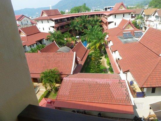 Baan Yuree Resort  and  Spa : room view