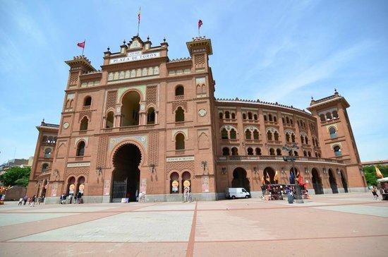 Las Ventas Tour : Арена Лас Вентас