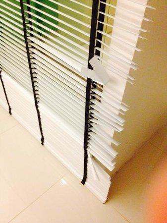 B-Lay Tong Phuket: blinds