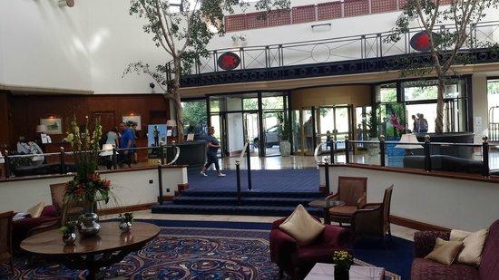 Celtic Manor Resort: Foyer